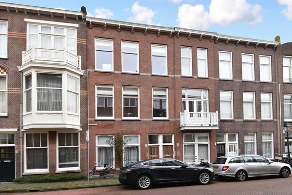 Van Beverningkstraat 286 in 'S-Gravenhage 2582 VN
