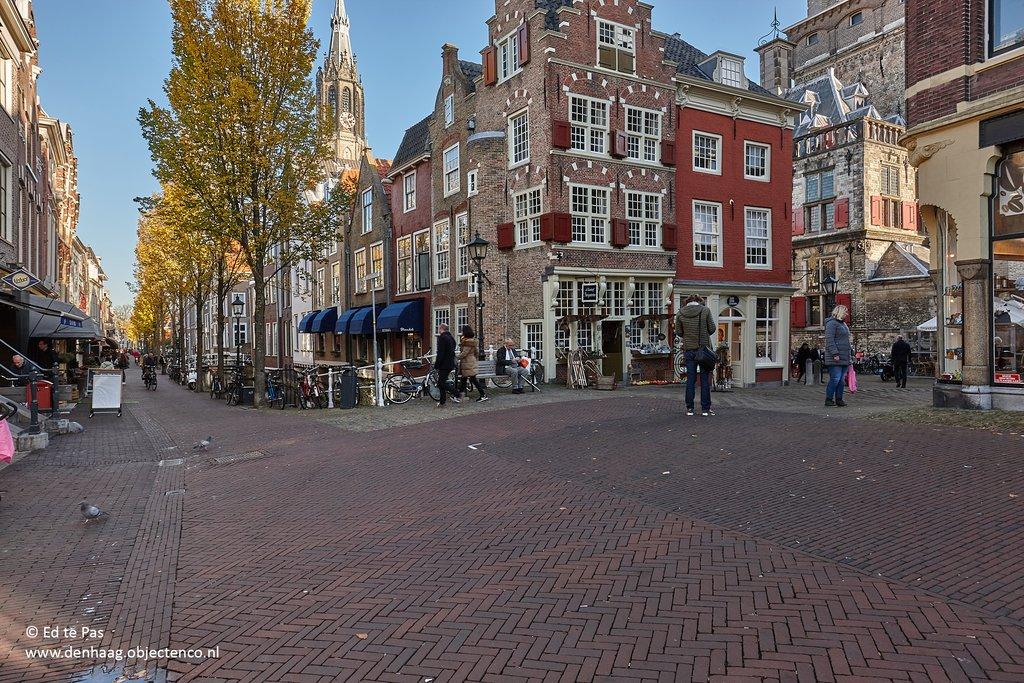 Luxemburghof, Delft