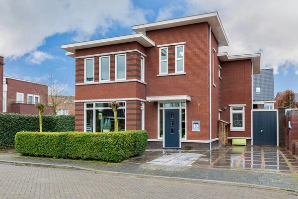 Koningspagehof 12 in Oosterhout 4904 XJ