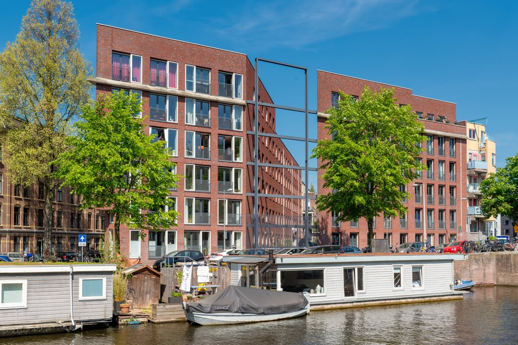 Hugo de Grootkade 68 A + PP, Amsterdam
