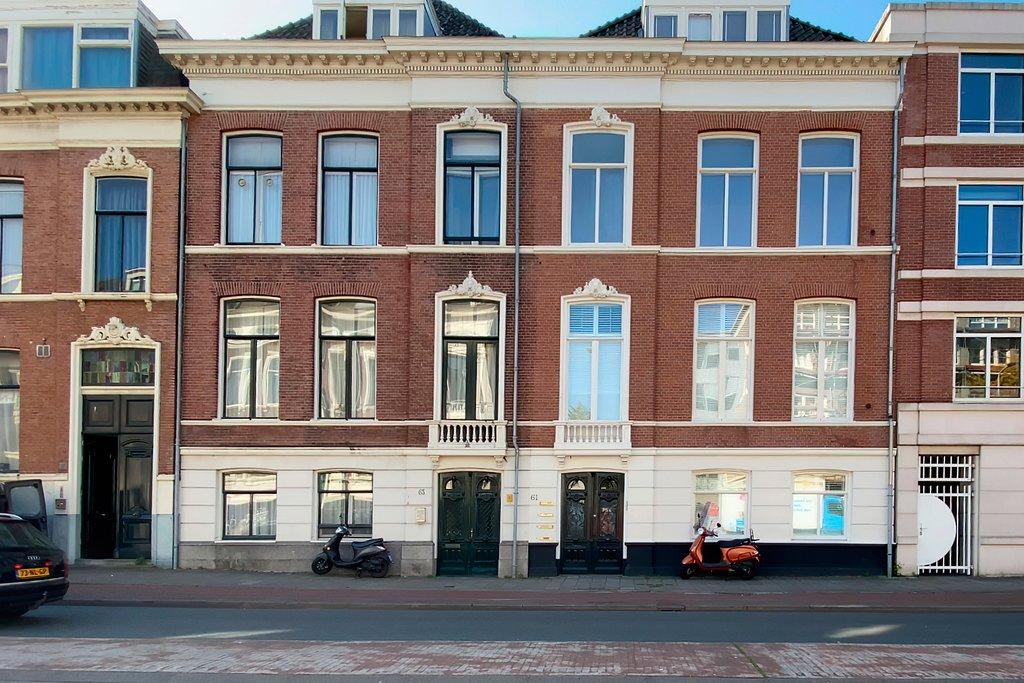 Burgemeester Patijnlaan, The Hague