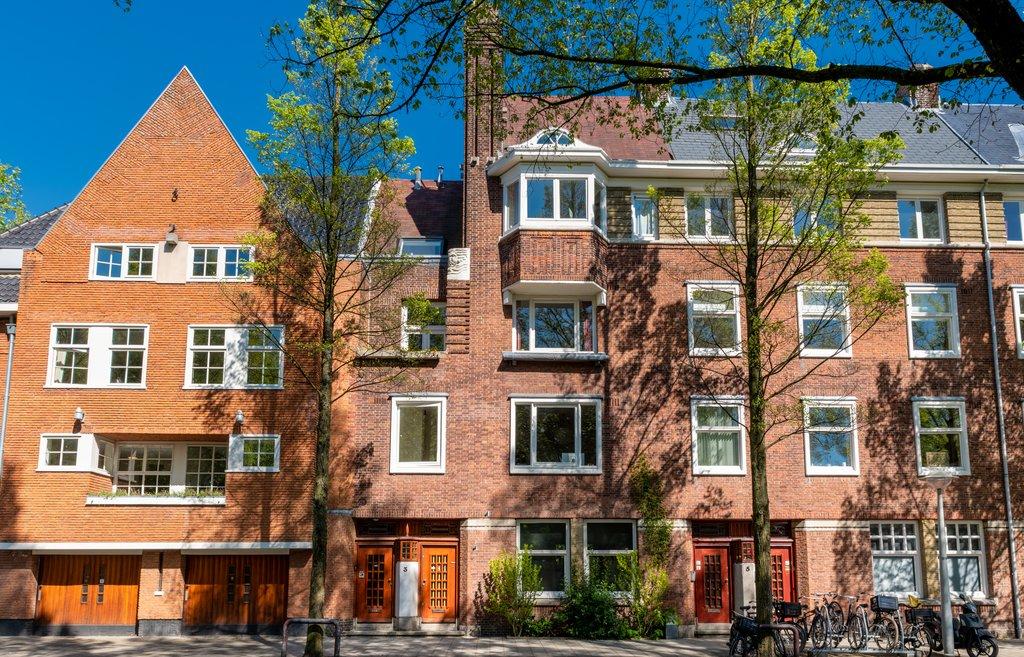 Memlingstraat 3 B, Amsterdam