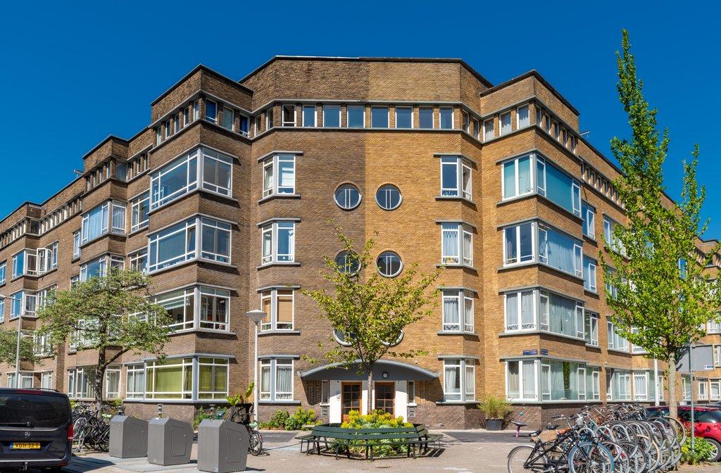 Courbetstraat 4 III, Amsterdam