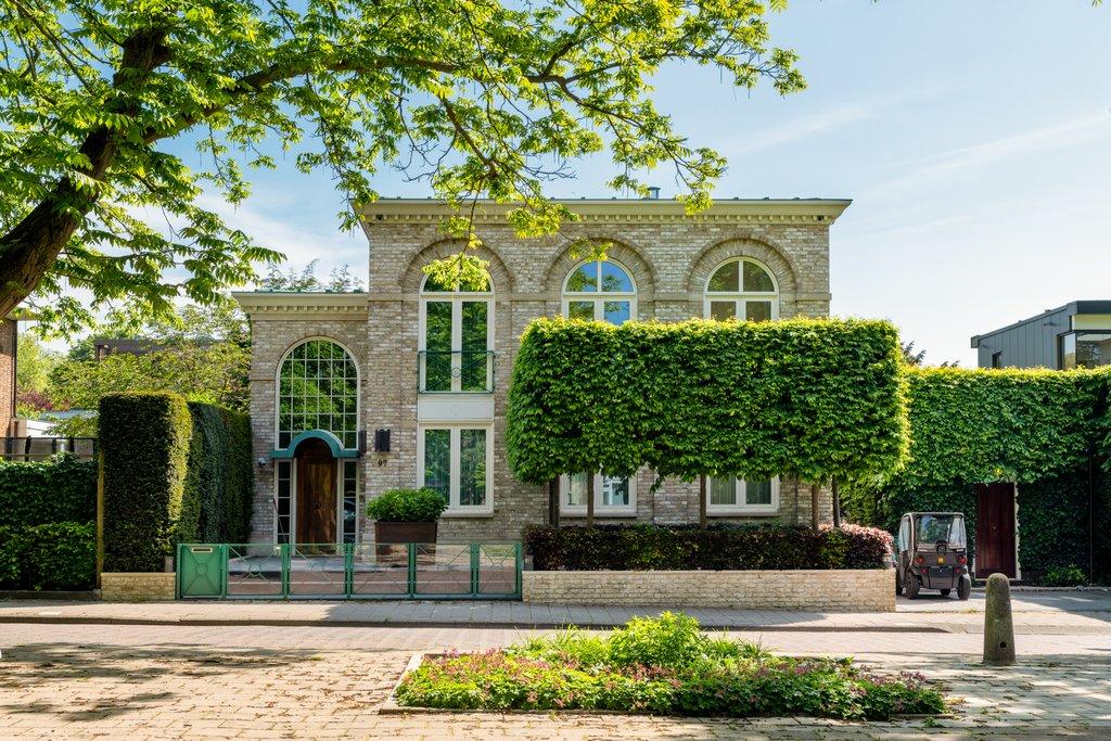 Minervalaan 97, Amsterdam