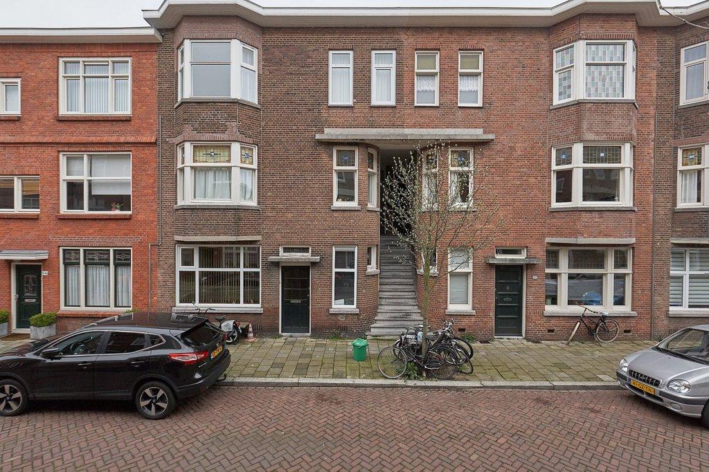 Pahudstraat, The Hague