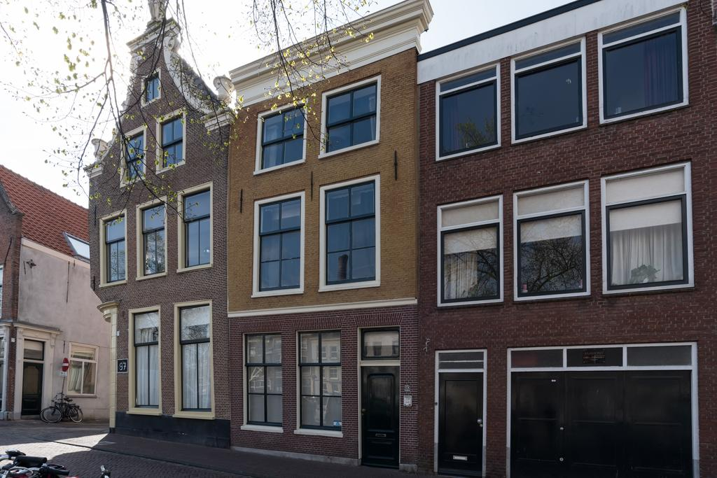 Oude Vest, Leiden