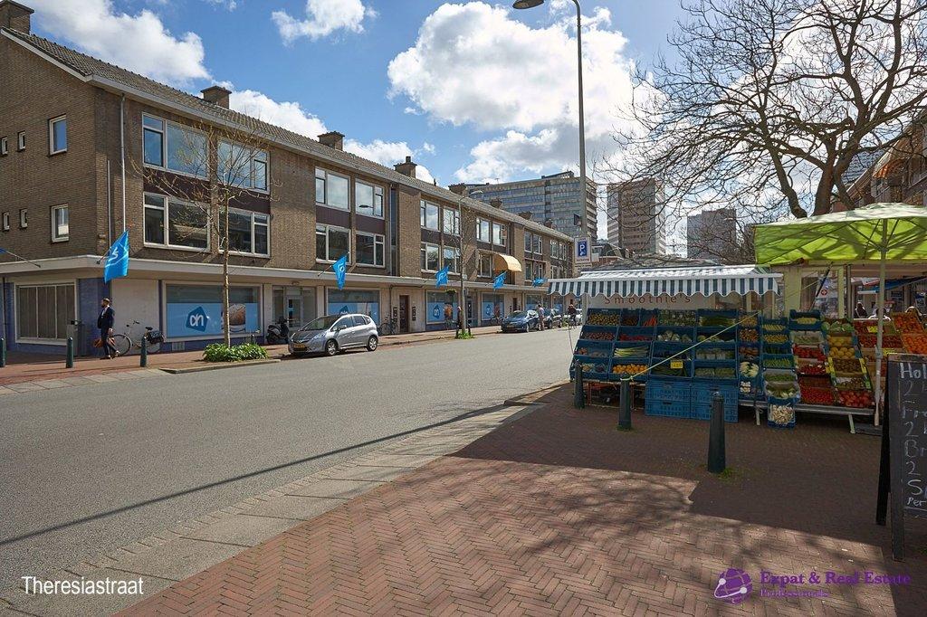 Van Imhoffstraat, The Hague