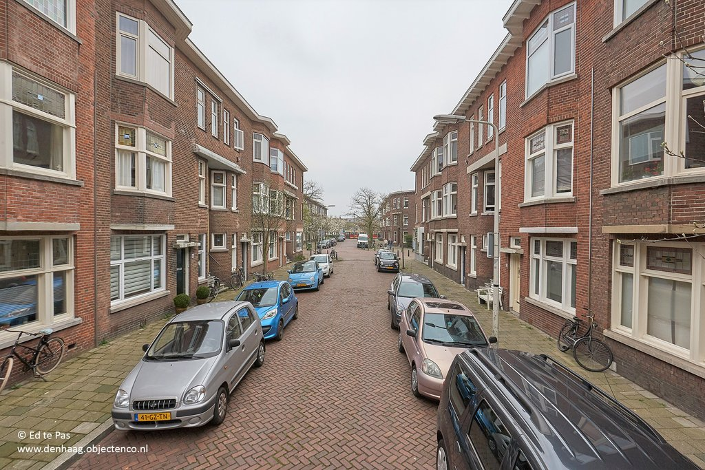 Pahudstraat, The Hague
