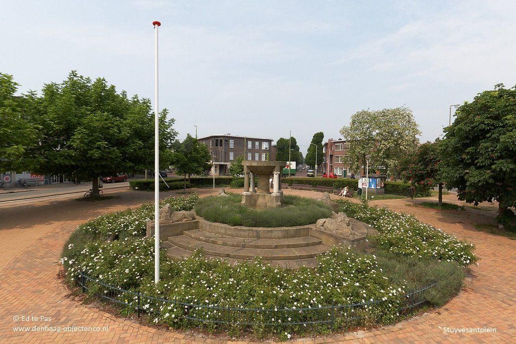 Laan van Nieuw-Oost-Indie, The Hague