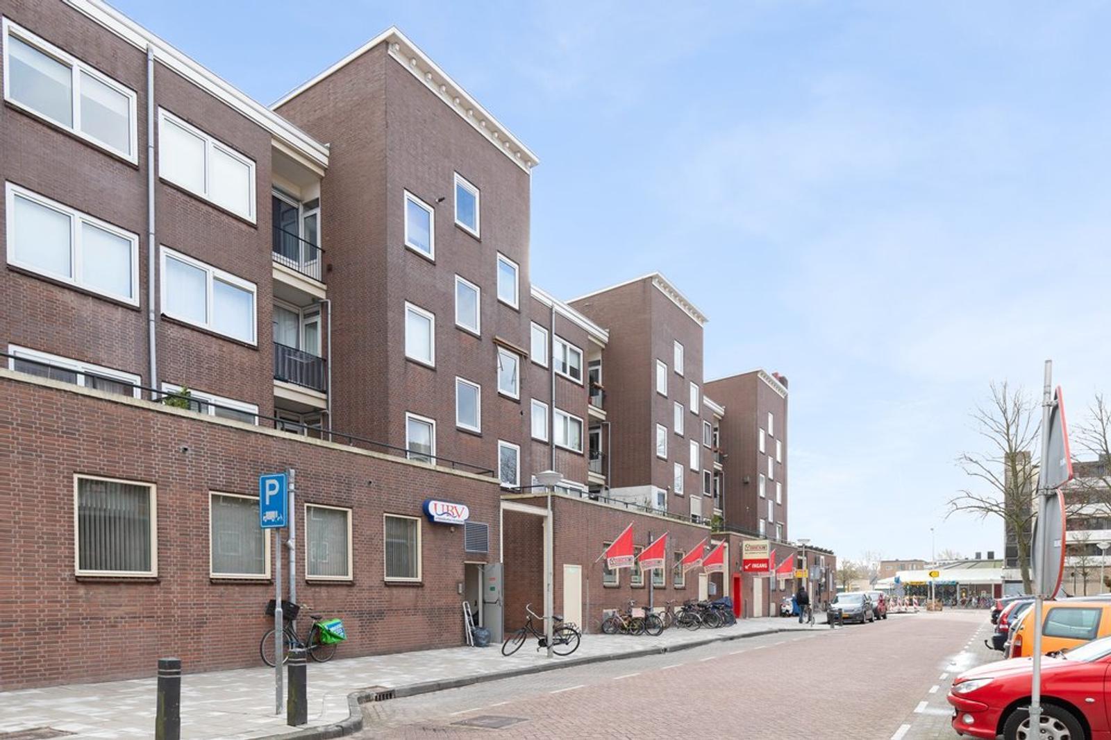 Van Mourik Broekmanstraat 12