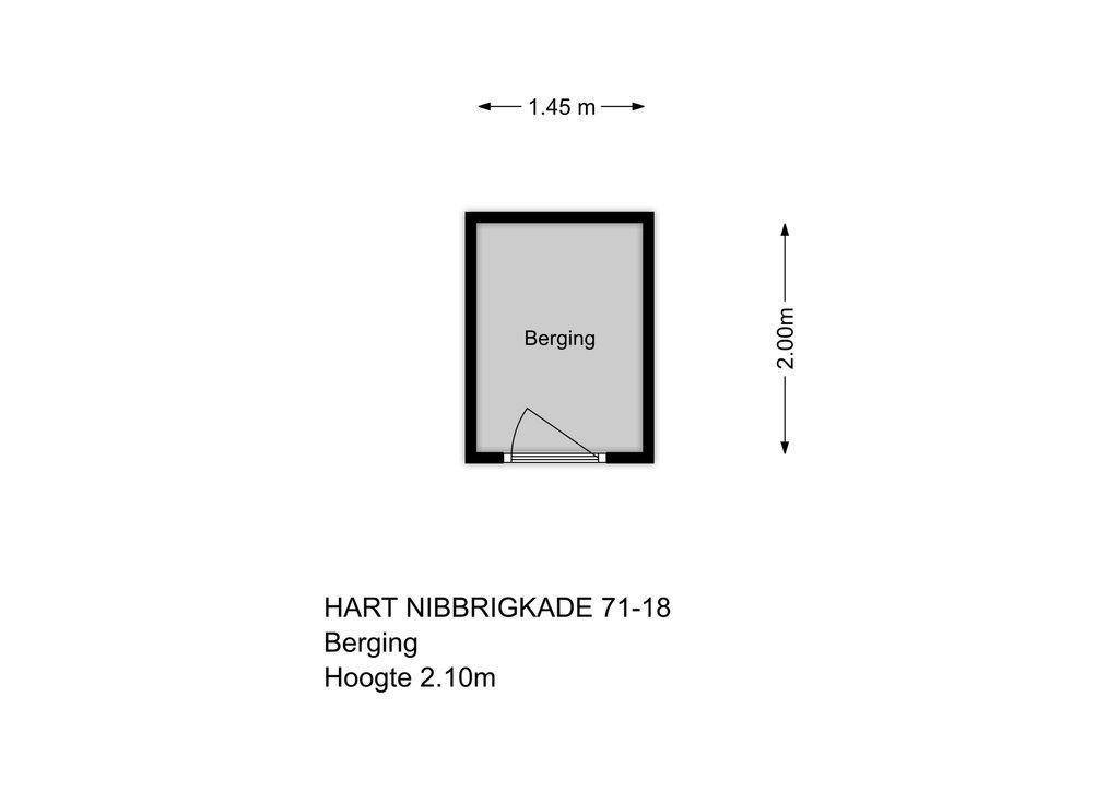 Hart Nibbrigkade 71