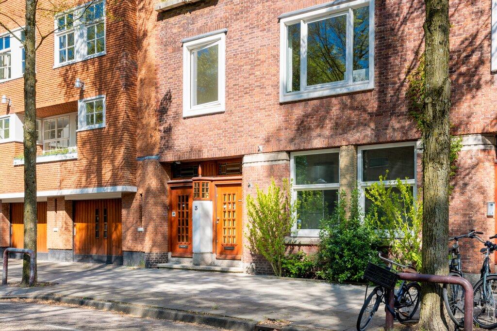 Memlingstraat 3 hs, Amsterdam
