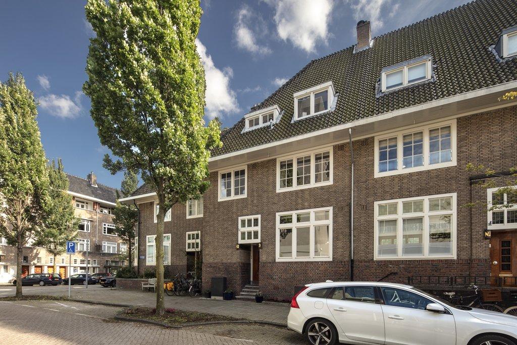 Titiaanstraat 3, Amsterdam