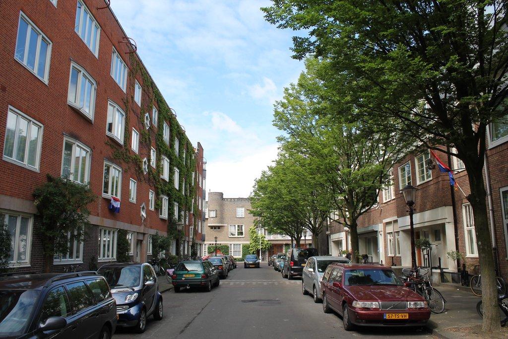 Nicolaas Maesstraat, Amsterdam
