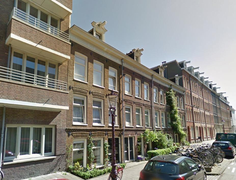 Overamstelstraat, Amsterdam