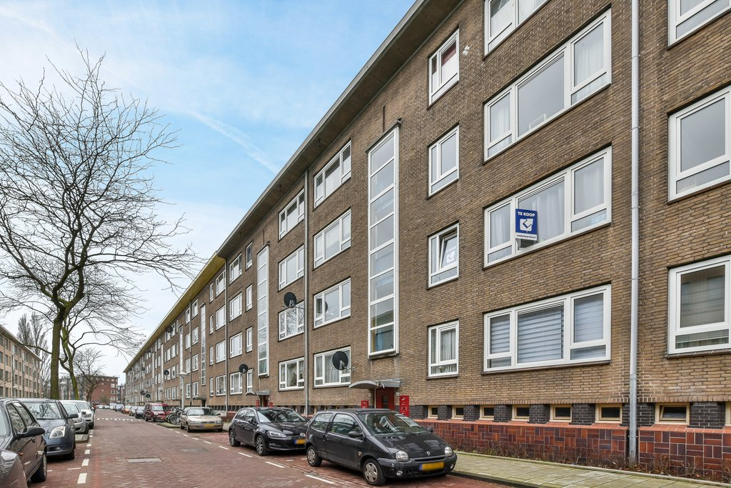 Lucellestraat, Amsterdam