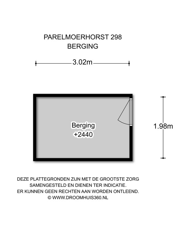 Parelmoerhorst 298