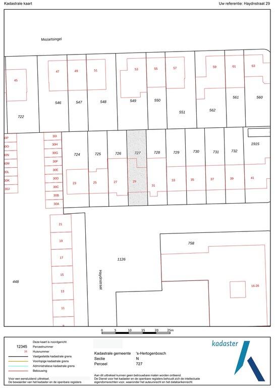 Haydnstraat 29  5216 ET 'S-HERTOGENBOSCH