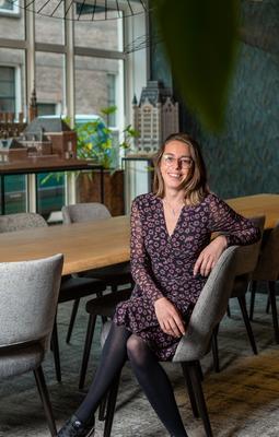 Claudia van Dijk