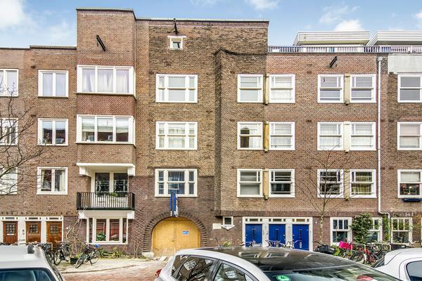 Filips van Almondestraat 20 3 - AMSTERDAM
